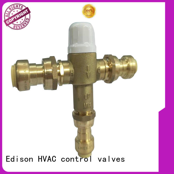 high quality tempering valve fittings manufacturer for shopping malls