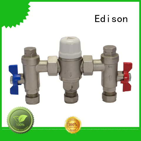 production hot water regulator valve mini for shopping malls Edison