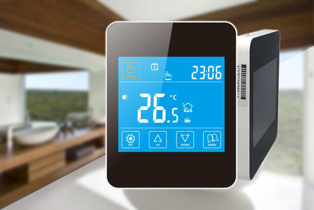 quickly cheap thermostat online sale for electric heating control system