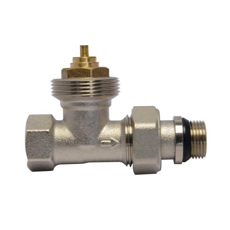 Straight Valve for Radiator W11-V22 1/2F