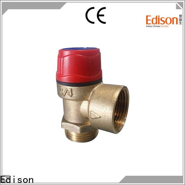 Edison durable relief valve supplier for boiler