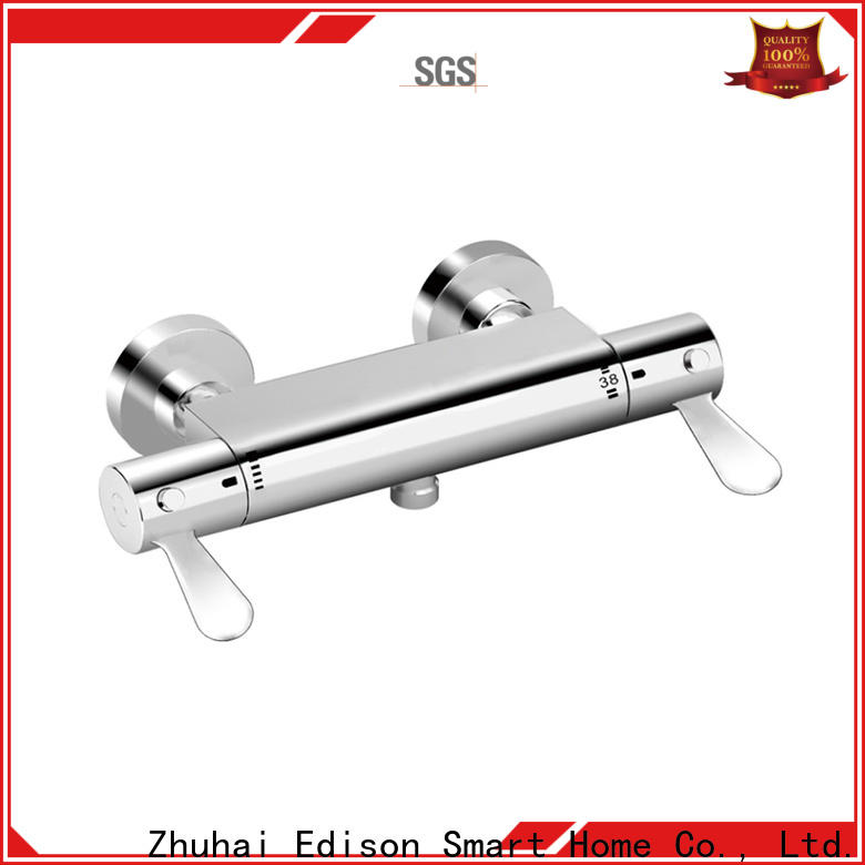 Edison shower bath shower mixer series for hardware store