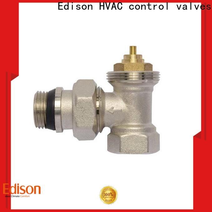 Edison pack radiator valve caps manufacturer for villas