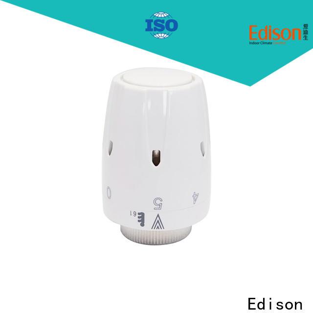 thermostatic wifi radiator valve radiator series for hotels