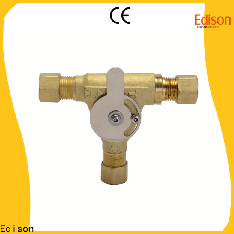 Edison durable tempering valve manufacturer for hardware store