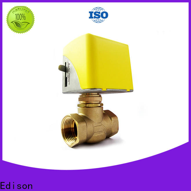 energy-saving motor operated valve motorized manufacturer for air conditioning