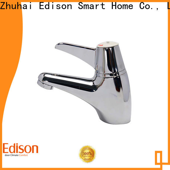 Edison industrial basin mixer supplier for industry
