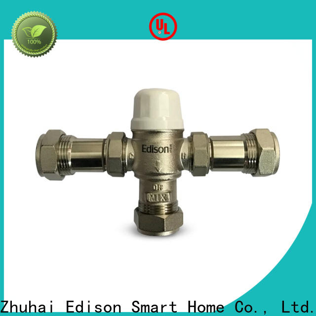 high quality thermostatic valve thermostatic supplier for shopping malls