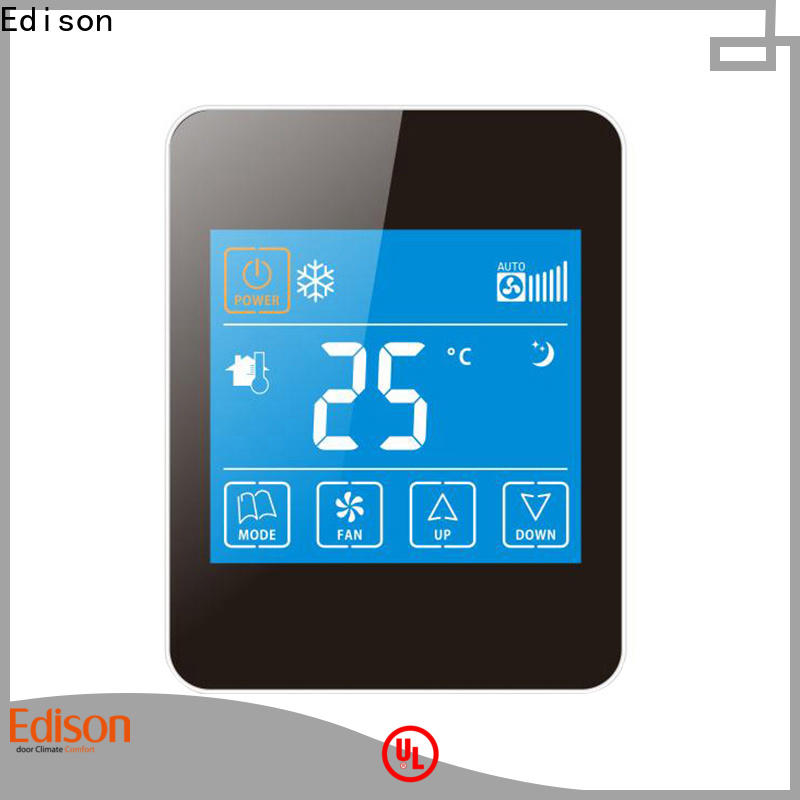 Edison modbus ac thermostat wholesale for villas