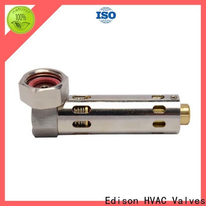 Edison dual radiator drain valve production for industry
