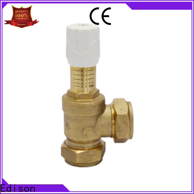 Edison quality radiator drain off valve manufacturer for hardware store