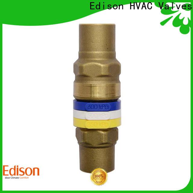 Edison durable radiator drain off valve production for shop