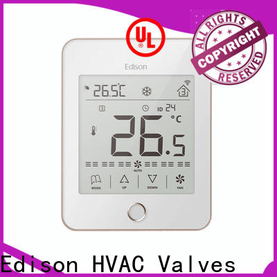 Edison touch wireless thermostat wholesale for villas