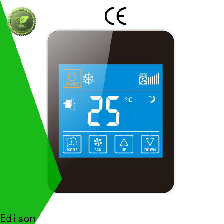 Edison thermostat thermostats manufacturer for shopping malls