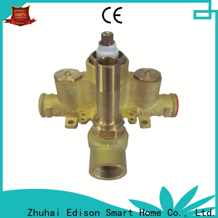 durable tempering valve booster function for shopping malls