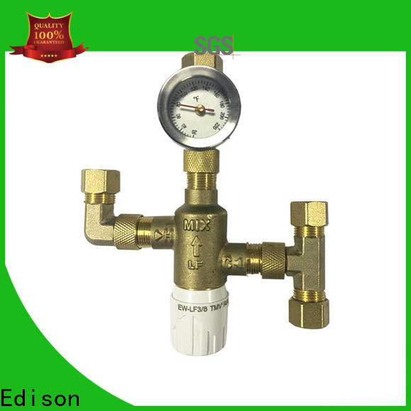 thermostatic hydronic mixing valve flow manufacturer for shopping malls