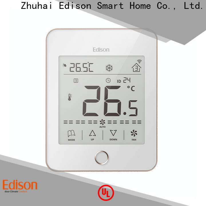 high quality wlan thermostat room supplier for shopping malls