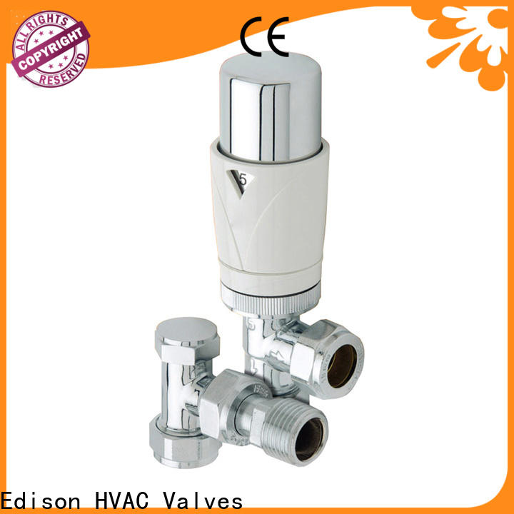 Edison durable wifi radiator valve series for hotels