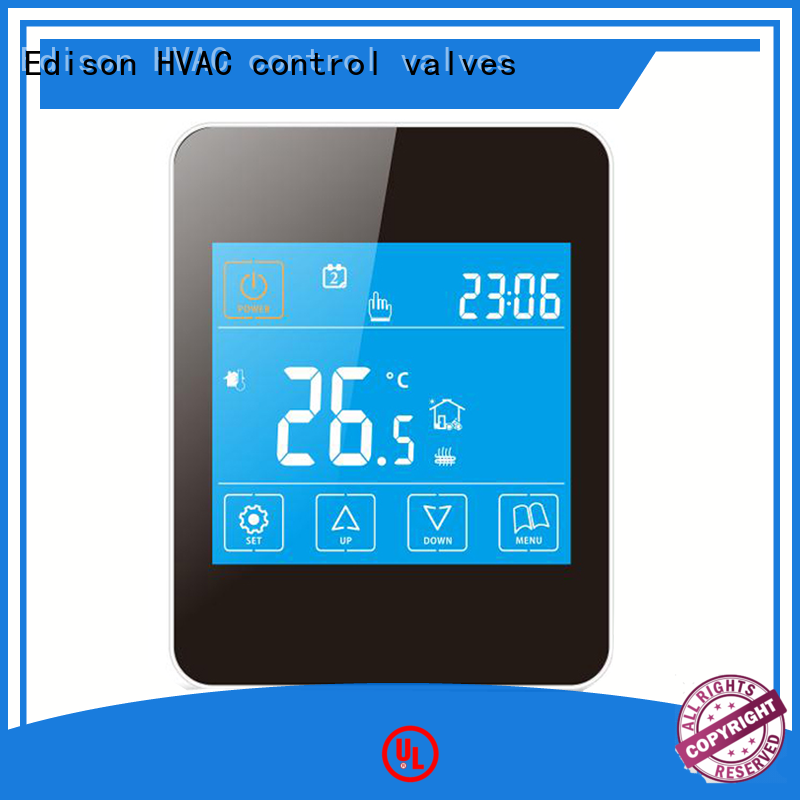 high quality heat only thermostat sale for industry