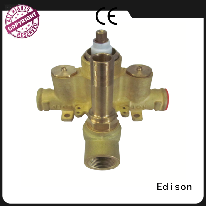 thermostatic shower mixer valve regulating shower temperature control ball company