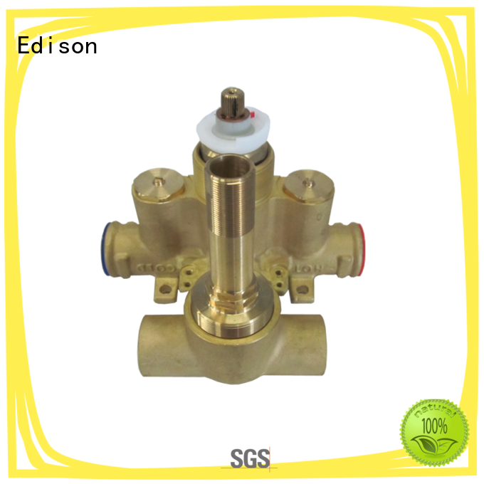 online thermostatic water valve function for hardware store