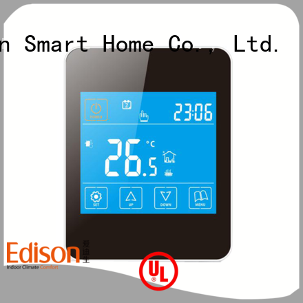 quickly heat only thermostat electric manufacturer for electric heating control system