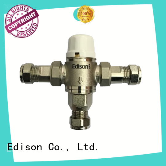 booster thermostatic water valve boiler for shopping malls Edison