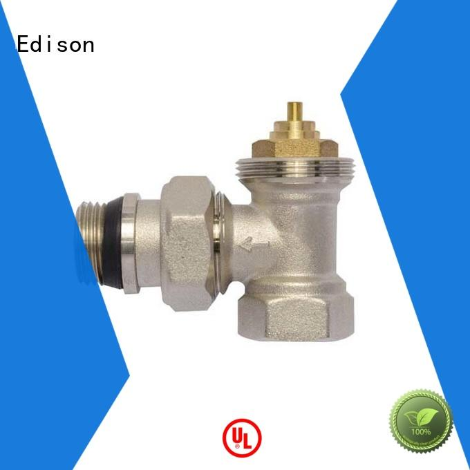 twin thermostatic radiator valve head manufacturer for apartments Edison