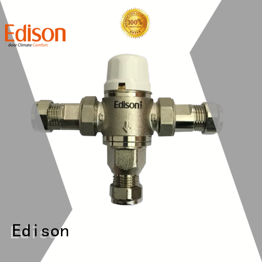 Edison storage hot water blending valves wholesale for hotels