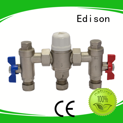 Edison high quality tempering valve series for shopping malls
