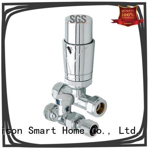 knob angled radiator valves manufacturer for shopping malls Edison