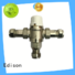 Edison thermostatic tempering valve manufacturer for shopping malls