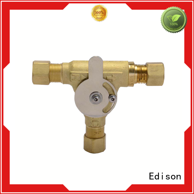 Edison durable temperature mixing valve supplier for hotels