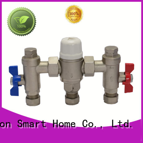 Edison storage tempering valve production for hotels