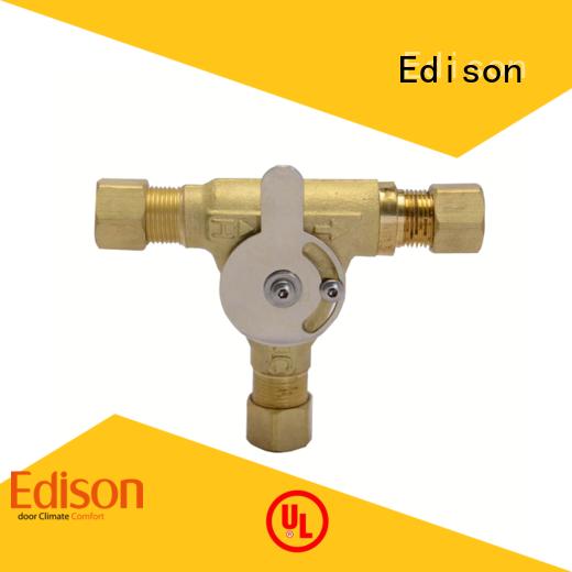 thermostatic shower mixer valve ball mini Edison Brand company