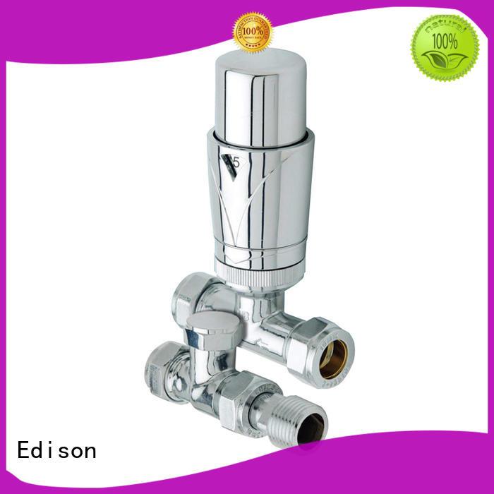 Edison durable thermostatic radiator valve radiator for hotels