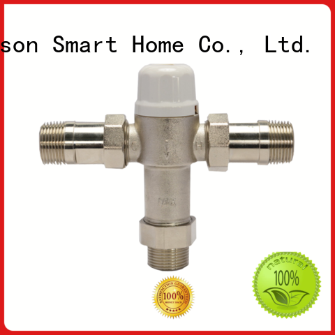 Edison mini best thermostatic shower valve series for shopping malls