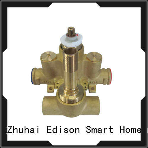 Edison pex best thermostatic shower valve manufacturer for hotels