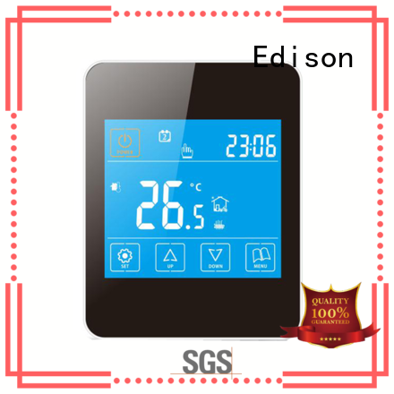 Edison water cheap thermostat production for hardware store