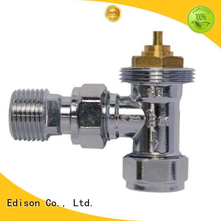 Wholesale Boiler Brass tempering valve adjustment Edison Brand