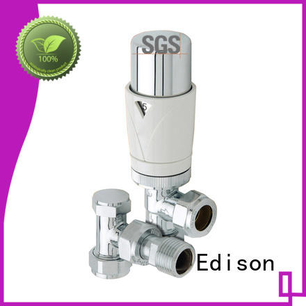 angled radiator valves pack for larger family homes Edison