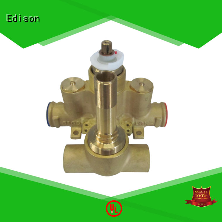 temperature control valve for hot water dual for hardware store Edison
