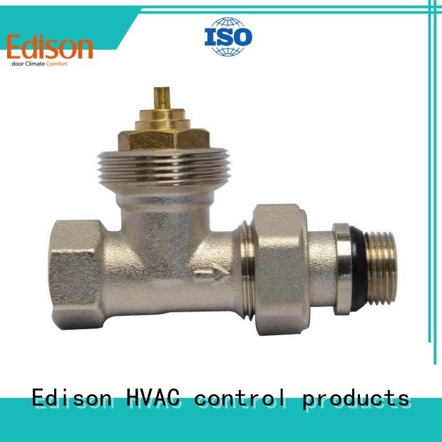 twin radiator control valve supplier for shopping malls