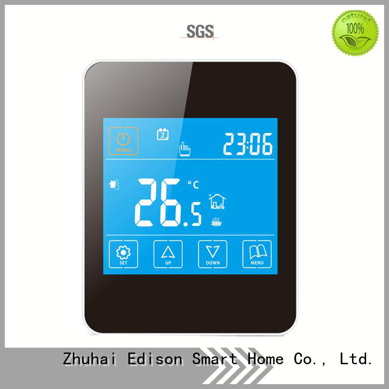 high quality heating thermostat electric wholesale for industry