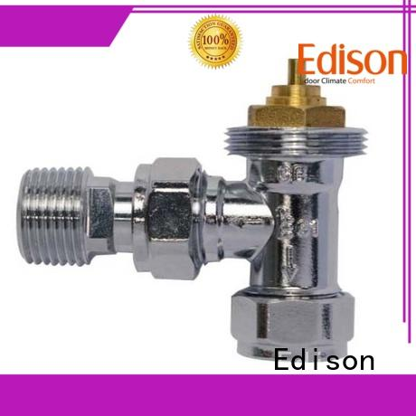 Edison function tempering valve adjustment supplier for industry