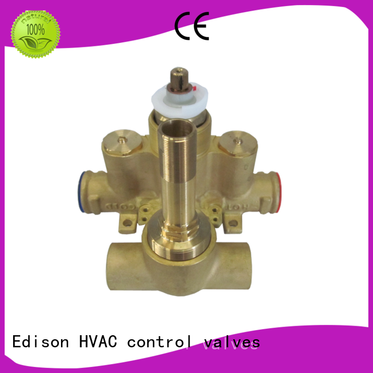 Edison boiler shower temperature control production for hardware store