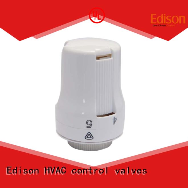 Edison gb radiator valves manufacturer for villas