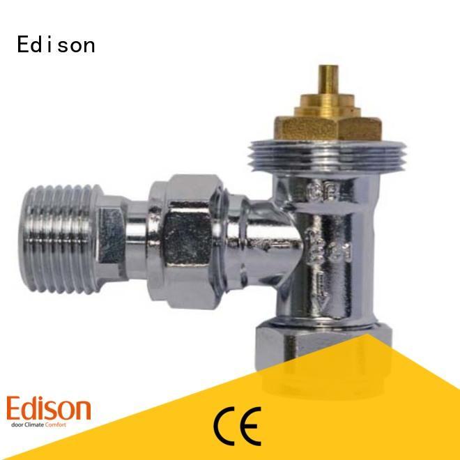 Edison trv tempering valve adjustment shower for hotels