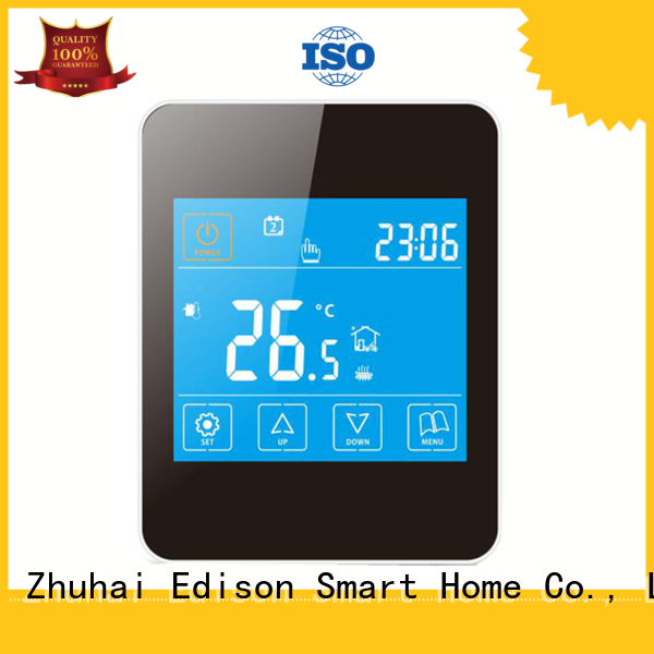 high quality central heating thermostat heating production for hardware store