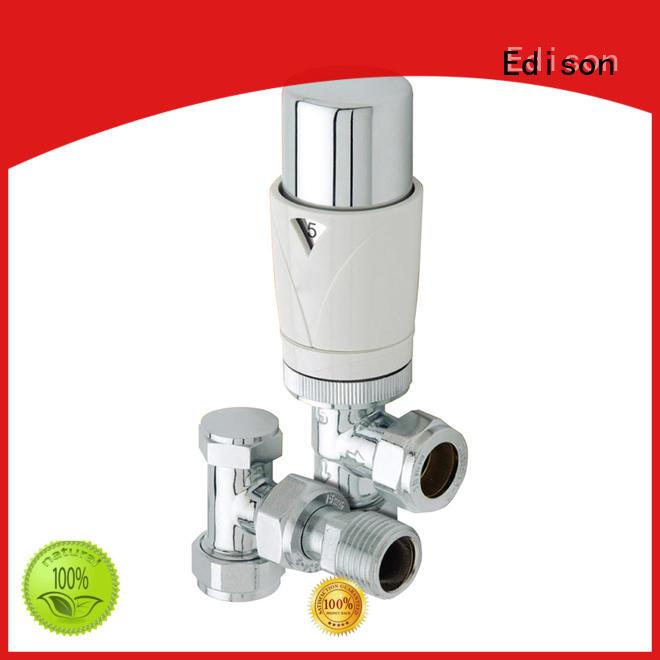 Edison high quality trv radiator valves gb for hotels